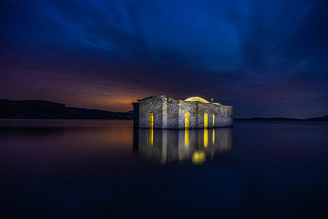 The sunken church(Explored)