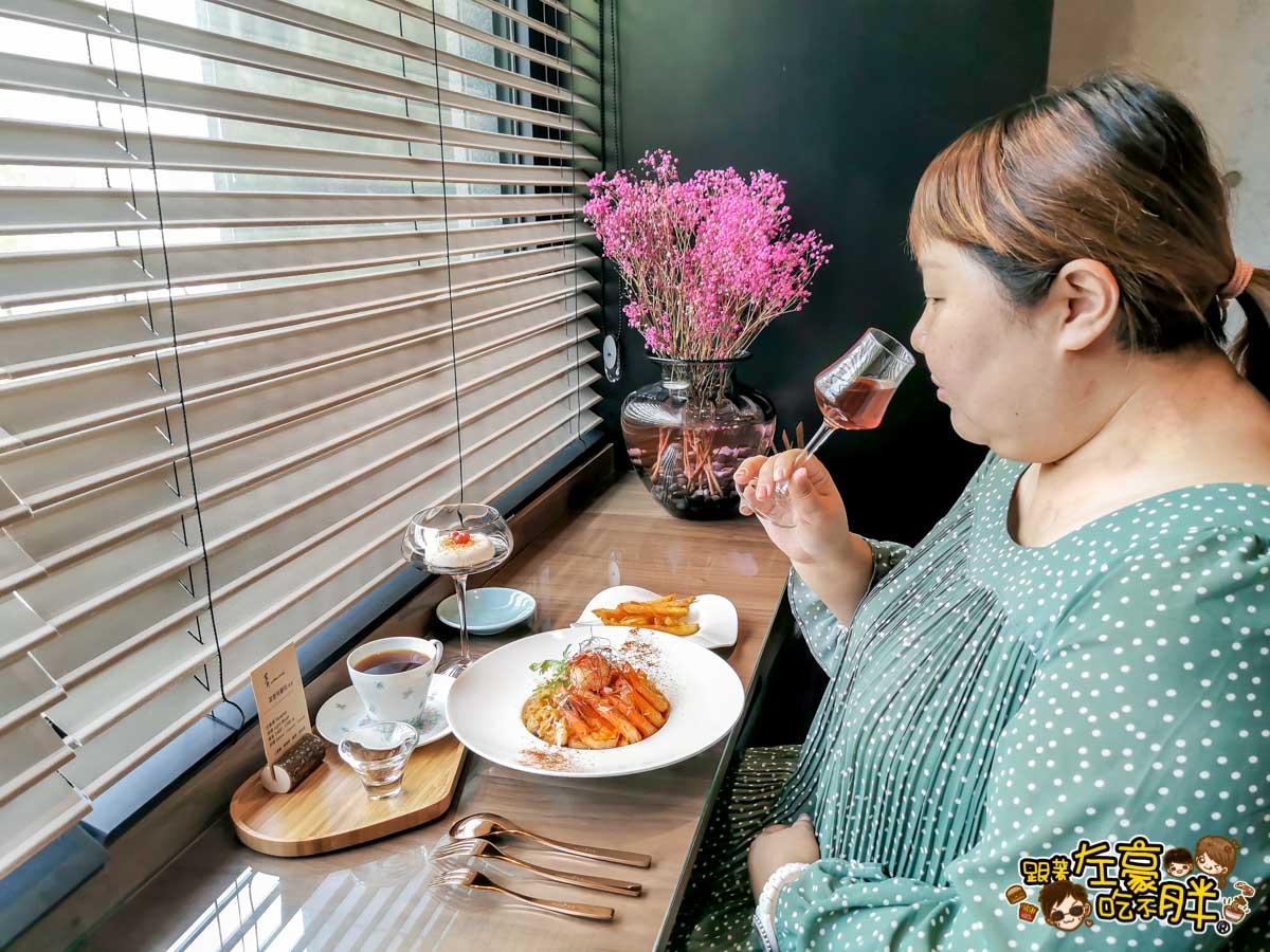 菁coffee drink美術店 高雄咖啡推薦 -62
