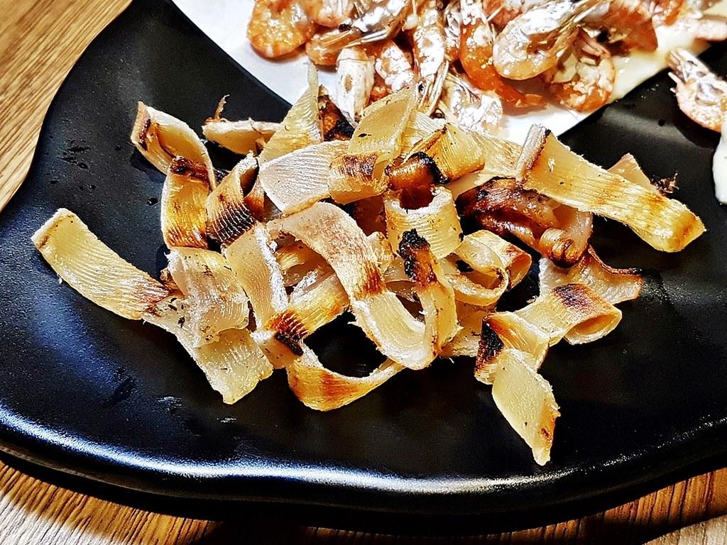 Eihire / Sun-Dried Stingray Fin