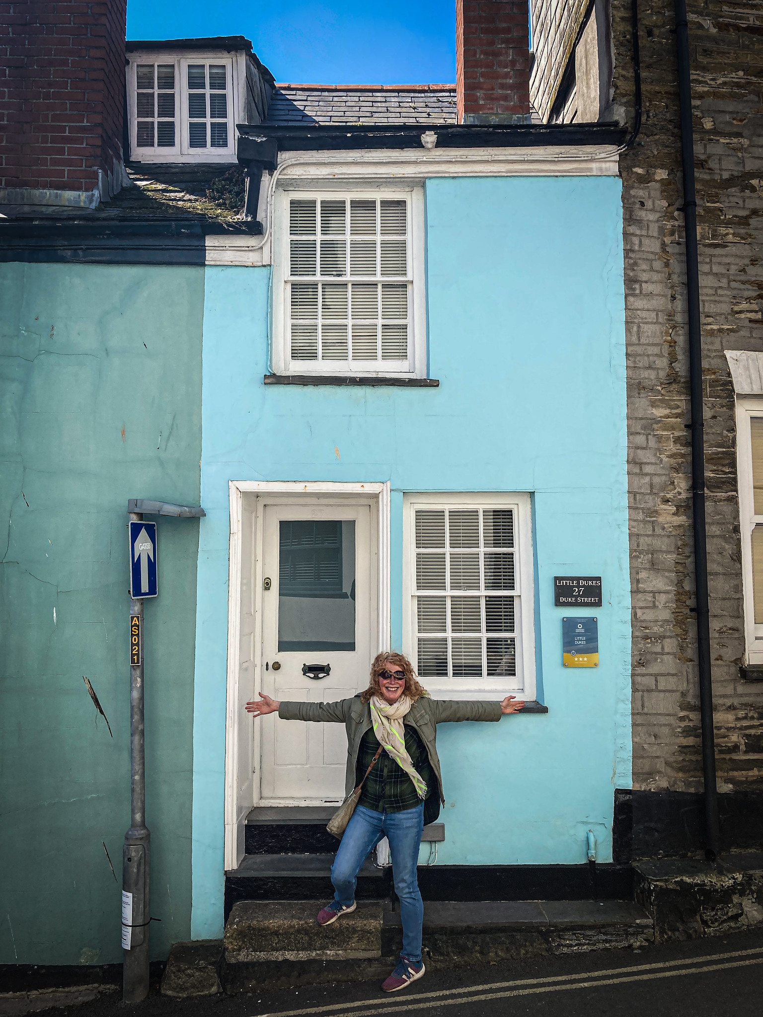 Smallest house in Padstow?