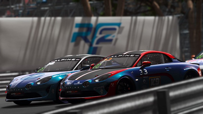 rF2 - Competition System
