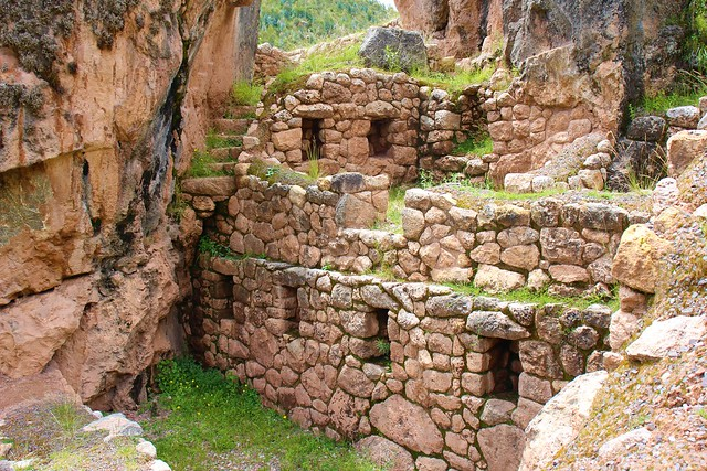 inca ruins at the archaeological site of inkilltambo, cusco, peru (51)