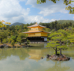Former shogun countryside villa, a temple and an ossuary