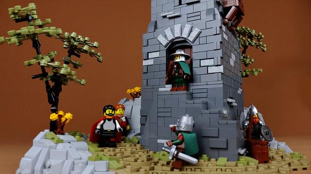 Harburg's Southern Watchtower