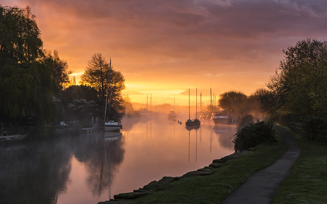 The Frome at Wareham