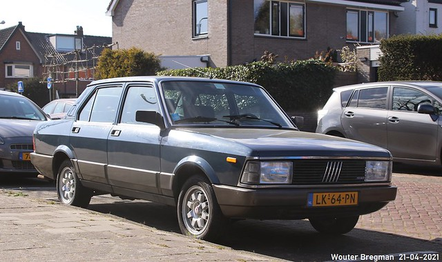 Fiat Argenta 120 i.e. 1984