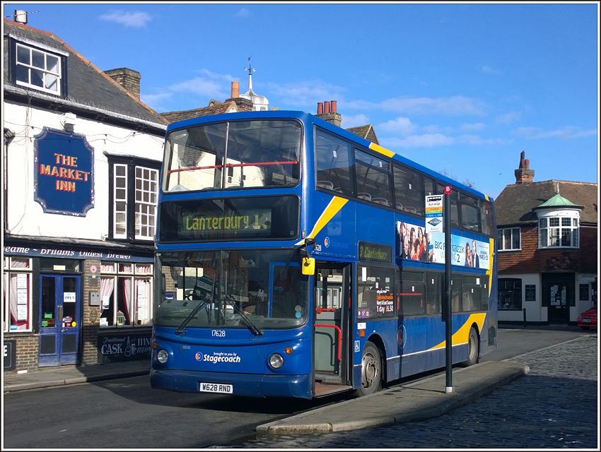Stagecoach 17628