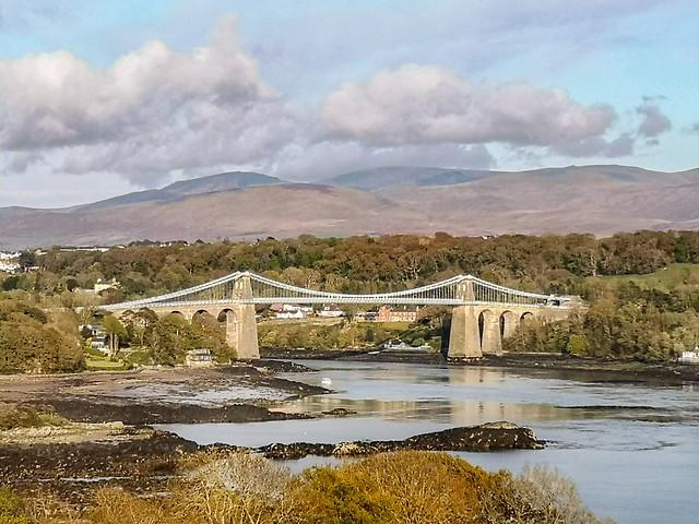 Menai Bridge North Wales