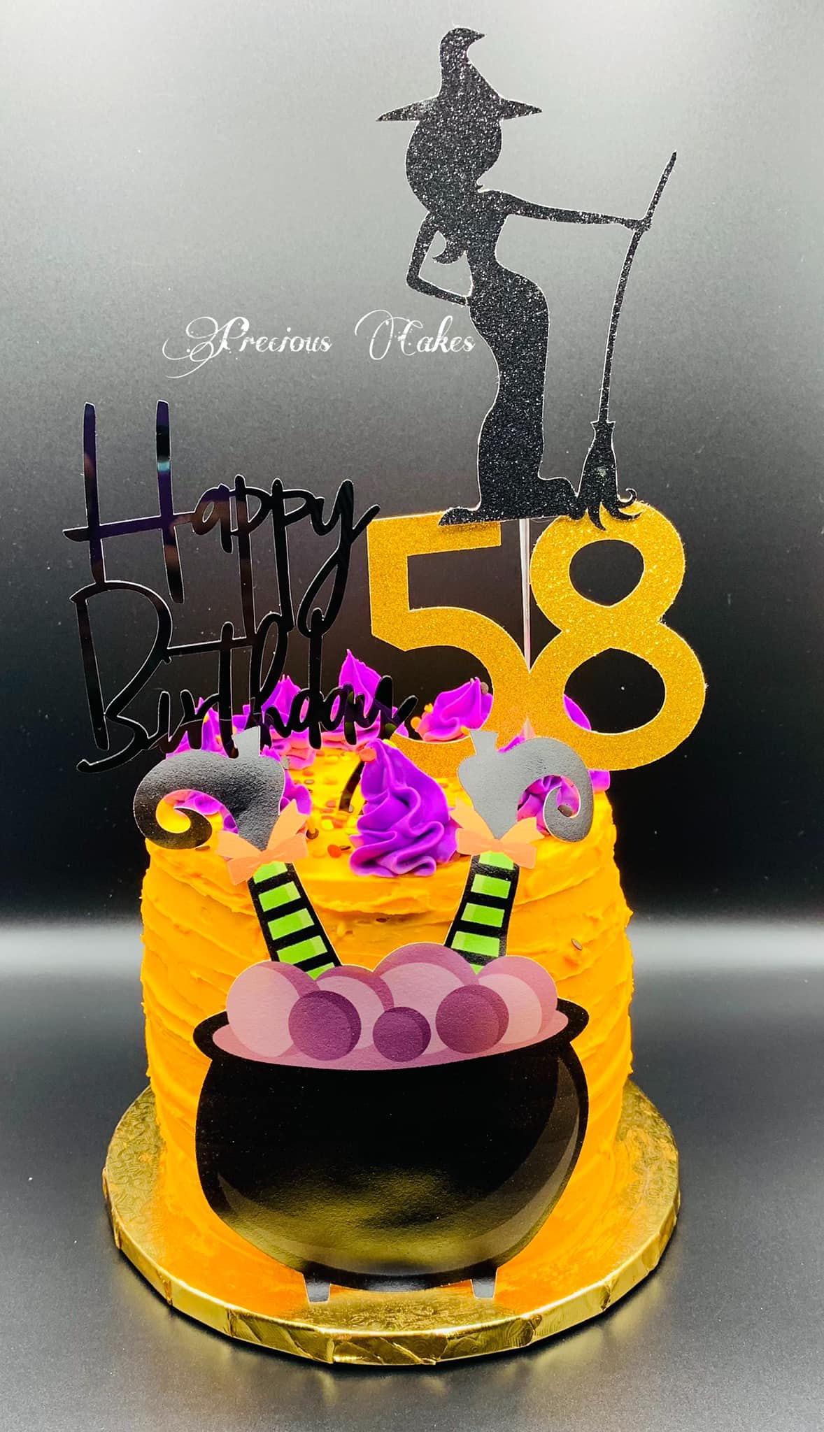 Cake by Precious Cake