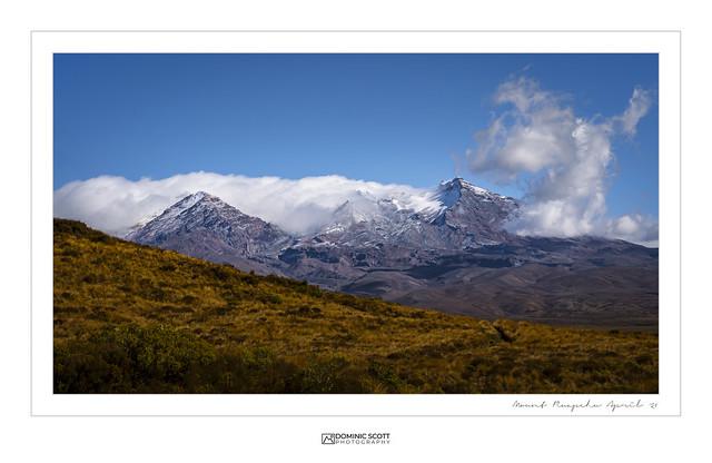 More Mount Ruapehu!