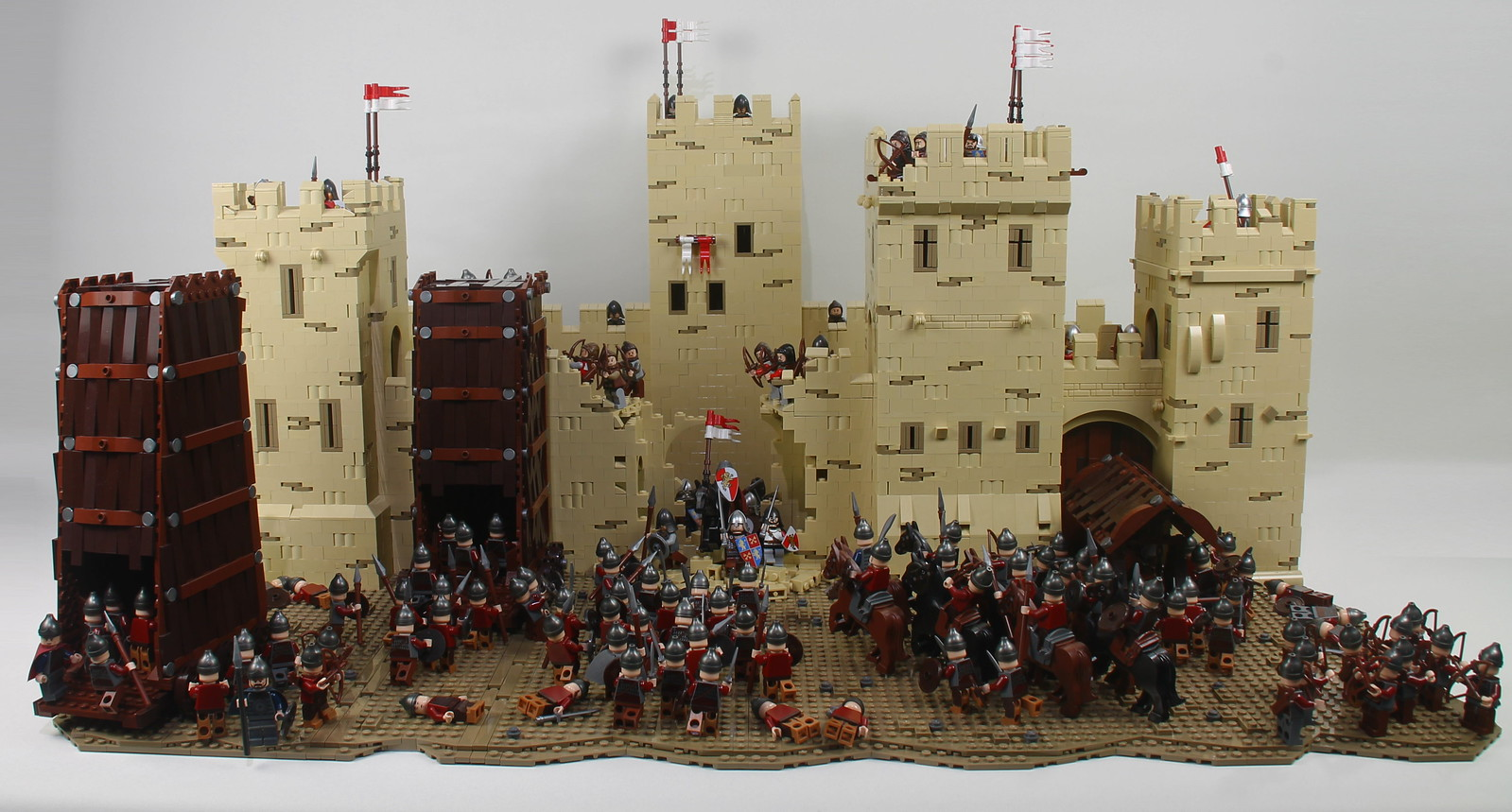 1187, The siege of Jerusalem