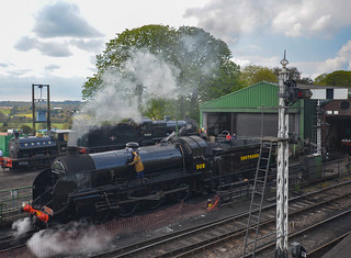 30506 LSWR S15 class 4-6-0