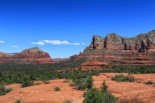 The Red Rock Country