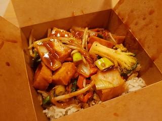 Mongolian Tofu from Noodle Box