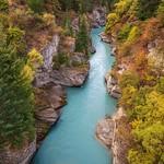 Shotover Gorge Autumn