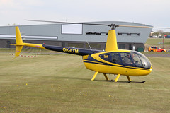 Robinson Helicopter Co Inc Robinson R.44 Raven I  OK-LTM