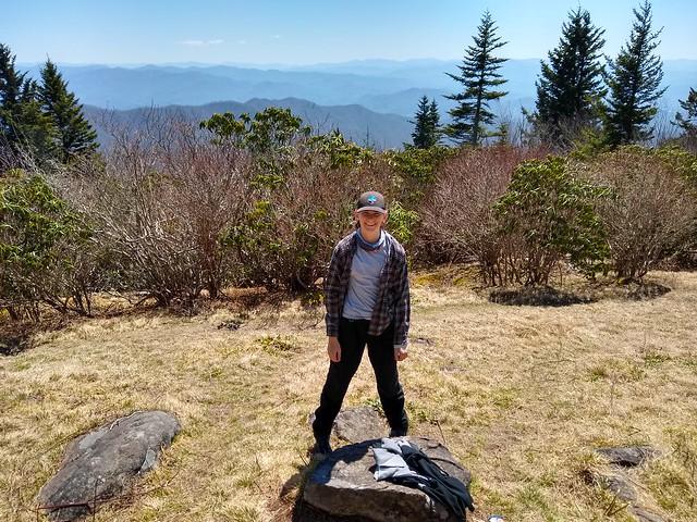 Tennessee Smokey Mountain National Park hike 2