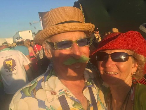 Dutch & Roberta at Jazz Fest