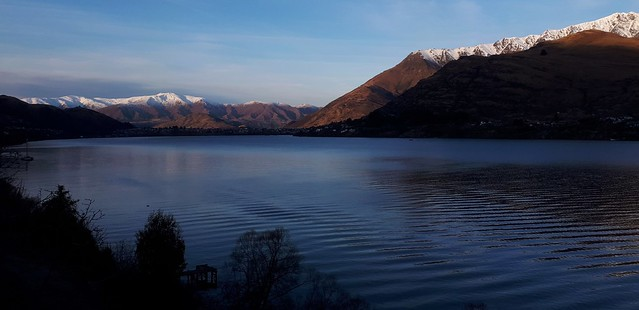 Peace, Lake Wakatipu, Queenstown. NZ