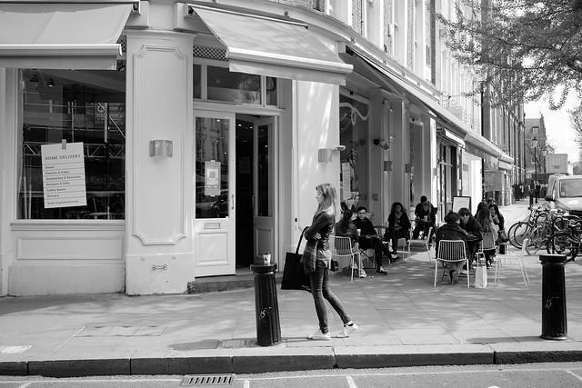 Gail's Bakery - Portobello Road