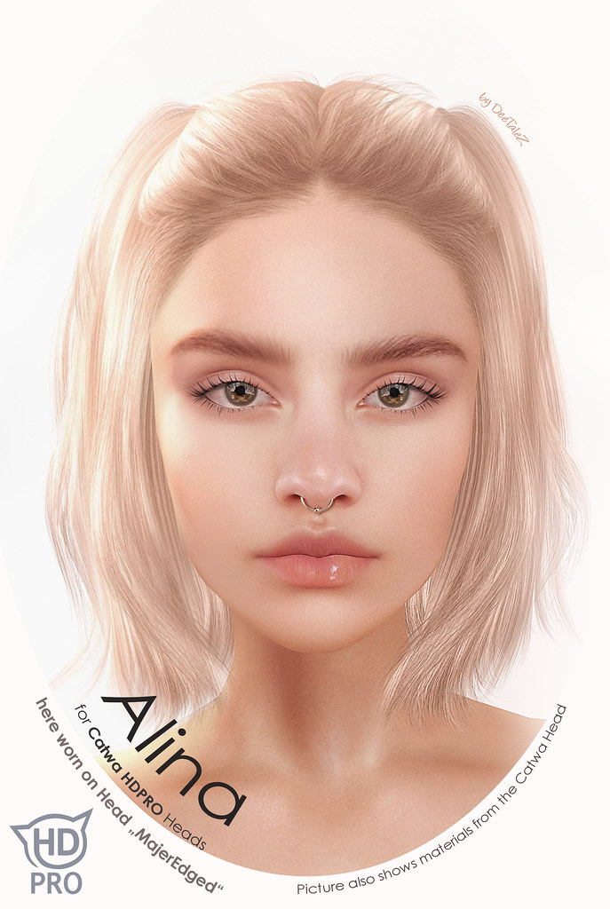 DeeTaleZ NEW Catwa HDPRO Skin *Alina*