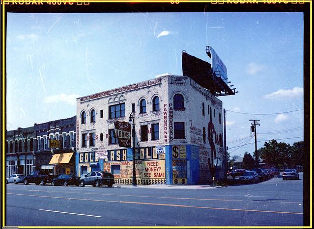 Sam's Pawn , Corktown  Detroit MI, Michigan Ave / Vermont St