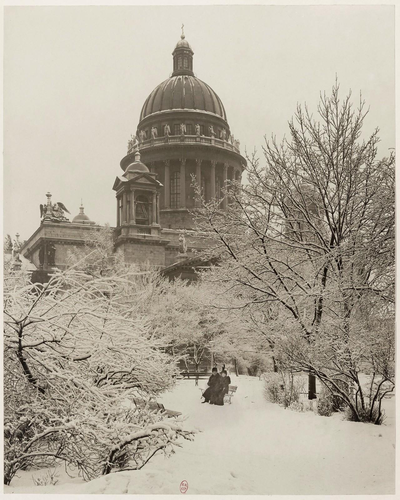 1903. Исаакиевский собор