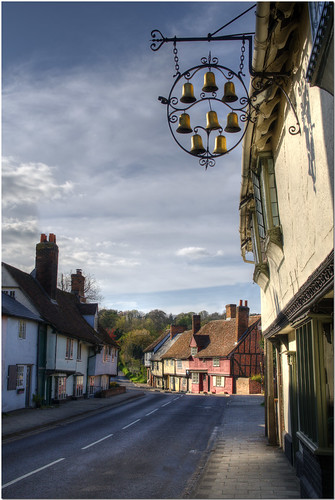 The Eight Bells, Saffron Walden