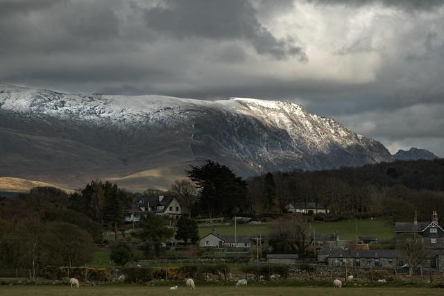 West side, Snowdonia