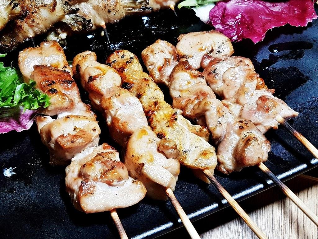 Tori Momo Shio / Salted Chicken Thigh