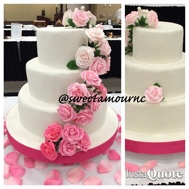Cake by Sweet Amour Desserts