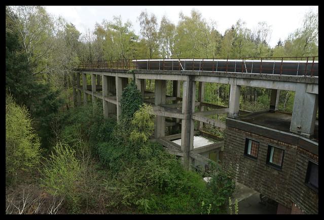 Radarbrücke