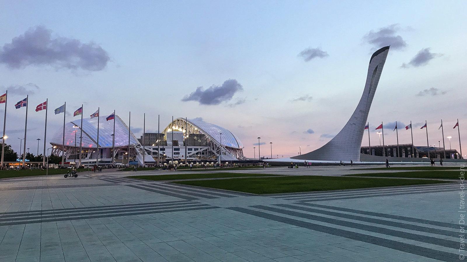 Олимпийский-парк-в-Сочи-Olympic-Park-Sochi-7458