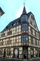 Weilburg Fachwerkhaus