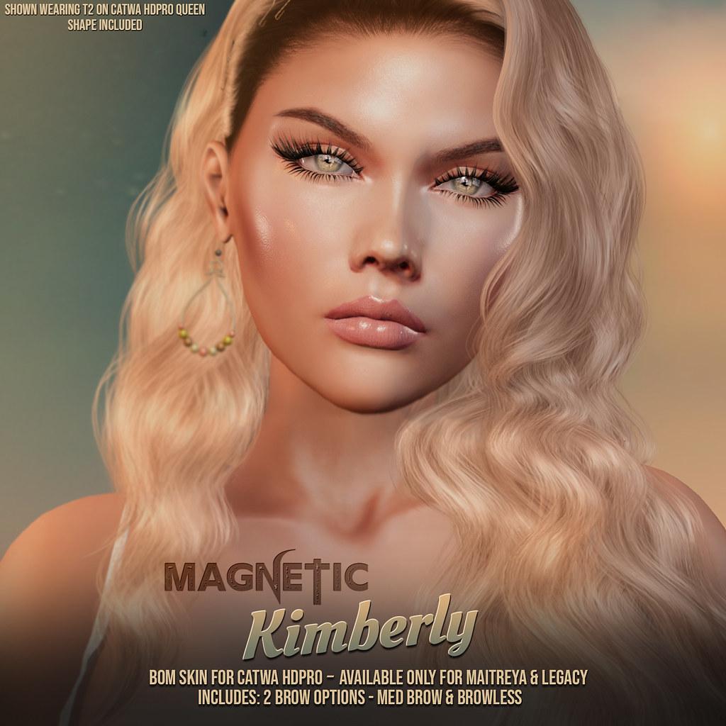 Magnetic – Kimberly Skin