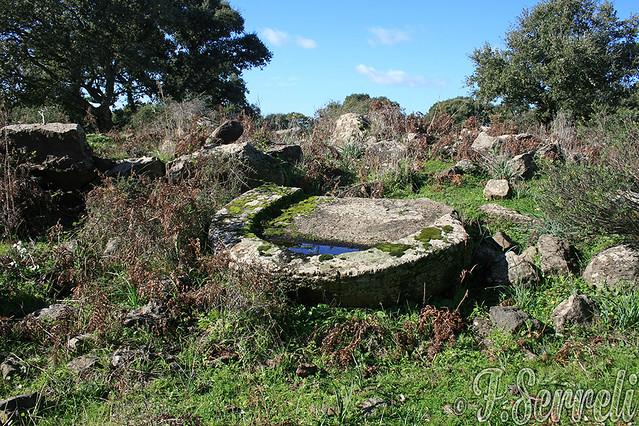 Tomba di Giganti Matta Larentu - Suni