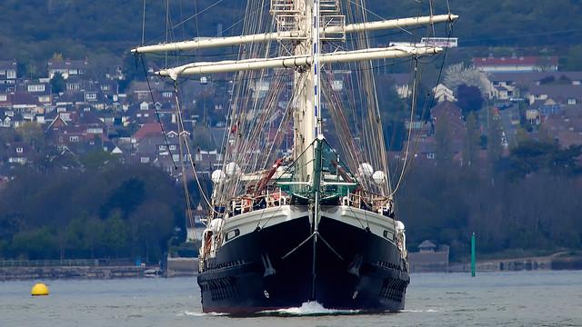 Sailing Vessel Tenacious