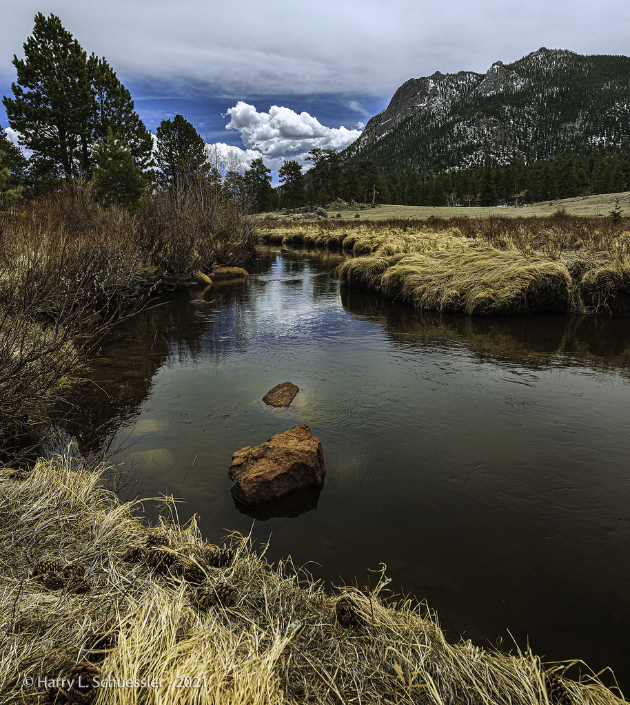 Fall River, Rocky Mountain National Park