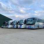 South East Coaches Fleet (May 2021)
