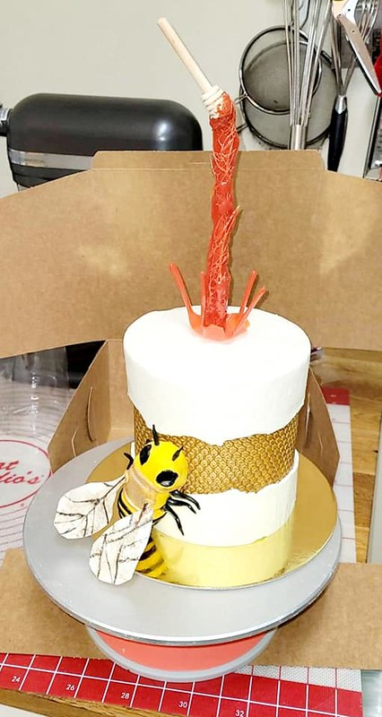 Cake by Christinessweetcheeks