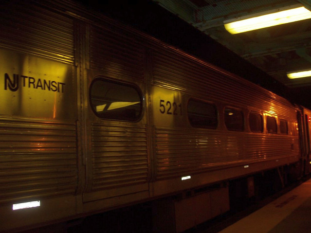 NJ Transit Arrow I (Comet I-B/