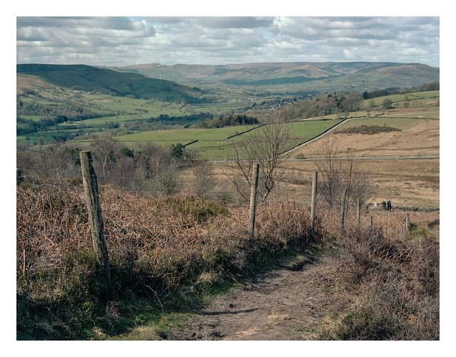 Up the Hope Valley