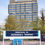 Welsome To Aylesbury Station