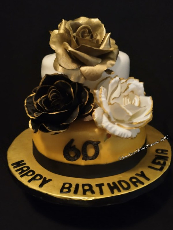 Cake by Home Sweet Home Desserts LLC