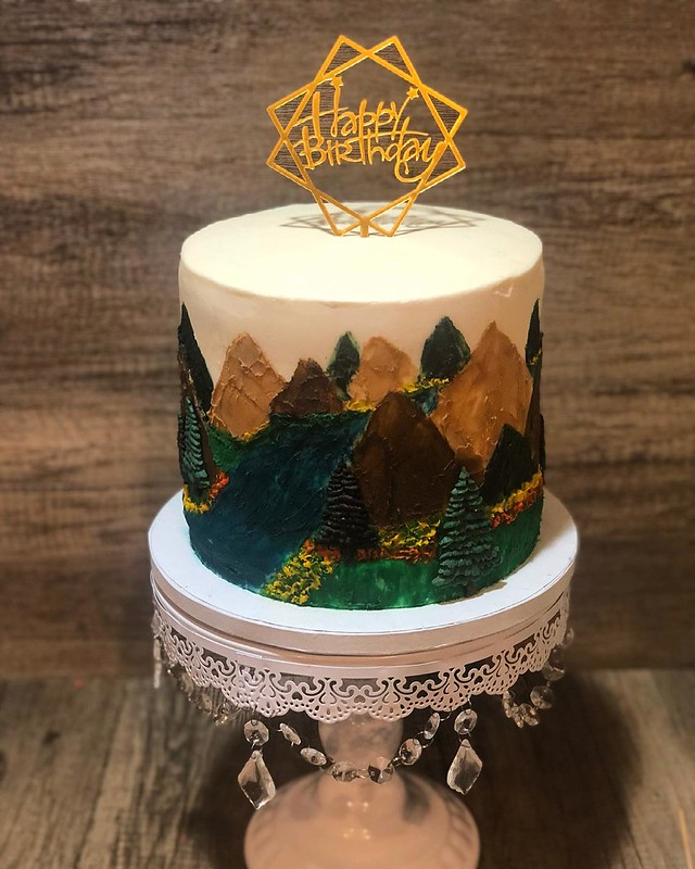 Cake by Minnie Sweets