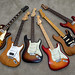 Image: My Six-String Electric Guitars