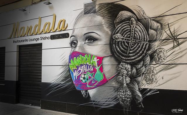 Mandala-Fallera. Trabajo finalizado (EXPLORE)