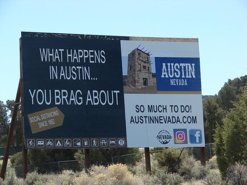 Austin Nevada