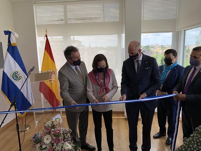 Sevilla estrecha lazos con El Salvador con la apertura de su nuevo Consulado en la ciudad