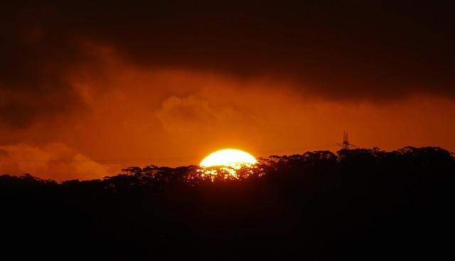 Wollongong Sunset